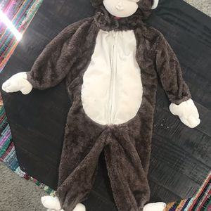 Child monkey costume Size 2 Just $5 for Sale in Port St. Lucie, FL