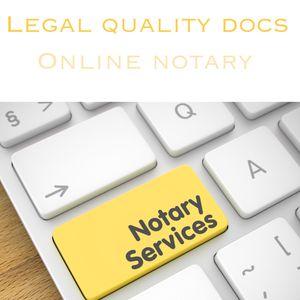 O N L I N E Notary for Sale in Atlanta, GA