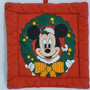 Disney Mickey Mouse Christmas / Holiday Pot Holders for Sale in La Grange Park, IL