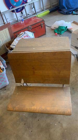Antique student desk for Sale in Claremont, CA