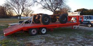 5th wheel car trailer for Sale in Rockwall, TX