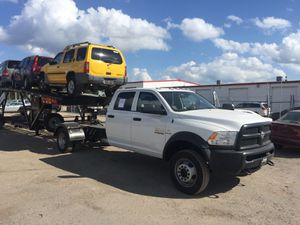 2018 dodge ram 5500 (only pick up) for Sale in Clermont, FL