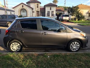 2015 Toyota Yaris for Sale in Los Angeles, CA