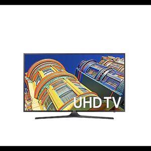 "Samsung UHD TV, UN50KU6300F, 50""inch for Sale in Quincy, MA"