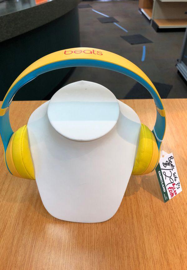 Beats Solo 3s Headphones