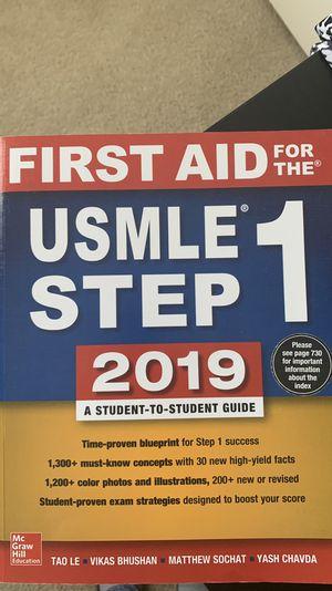USMLE STEP 1 (2019) for Sale in Midlothian, VA