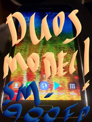 ☆☆THE VERY RARE FLAGSHIP SAMSUNG GALAXY S5 DUOS MODEL INTERNATIONALLY UNLOCKED WITH DUAL SIM CAPABILITY!!! SM-G900FD for Sale in Brooklyn Center, MN