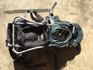Deuter hiking backpack for Sale in Mill Creek, WA