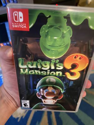 Luigis mansion 3 for Sale in Chicago, IL