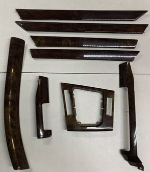 BMW E46 325 328 330 Sedan OEM Interior Wood Trim 8-Piece Set for Sale in Salinas, CA