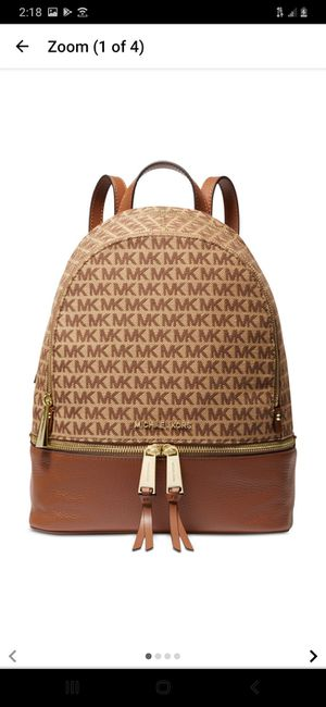 MICHAEL KORS BRAND NEW BACKPACK for Sale in Stockton, CA