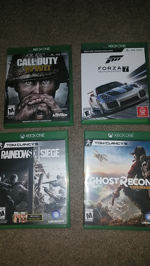 Xbox one games for Sale in Columbus, OH
