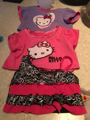 BuildABeAr hello kitty for Sale in Peabody, MA