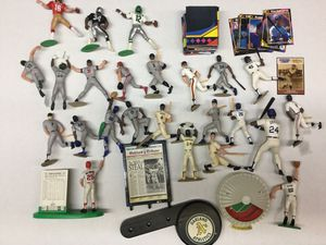Collection of Vintage NBL NFL Starting Line Up Action Figures for Sale in Pensacola, FL