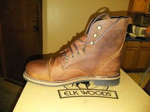 Colorado Cap Toe Boot By Elkwoods for Sale in Belle Isle, FL
