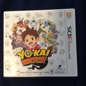Yo-Kai Watch (Nintendo 3DS) for Sale in Pico Rivera, CA