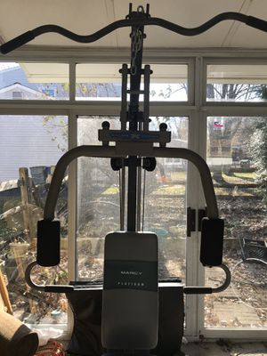Weight bench set for Sale in Aston, PA