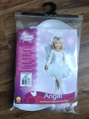 Toddler/infant angel girl costume for Sale in San Diego, CA