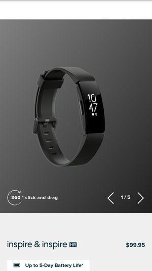 Fitbit Inspire HR for Sale in Murrieta, CA