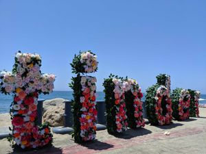 Flower Letters for Sale in Beverly Hills, CA