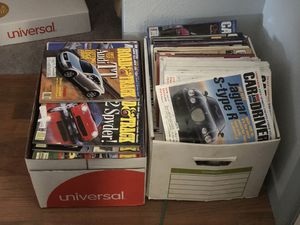 2 boxes of car magazines for Sale in Odessa, TX