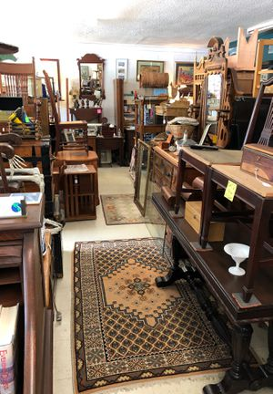Shop full of antiques and used furniture for Sale in Carrboro, NC