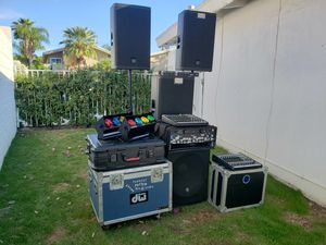 Pro Audio Sound System for Sale in Rancho Mirage, CA