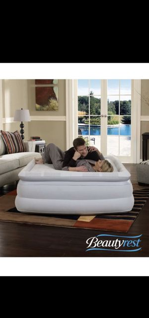 """BRAND NEW 18"""" QUEEN MEMORY FOAM AIR MATTRESS for Sale in American Canyon, CA"""