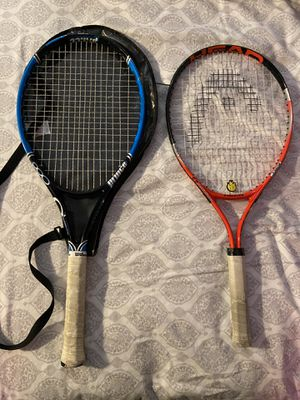 Tennis Rackets for Sale in Moore, OK