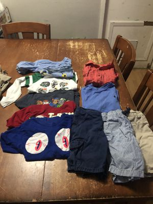 Kid Clothes size 4-5 for Sale in Austin, TX