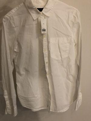 Banana Republic white shirt brand new on sale for Sale in McLean, VA