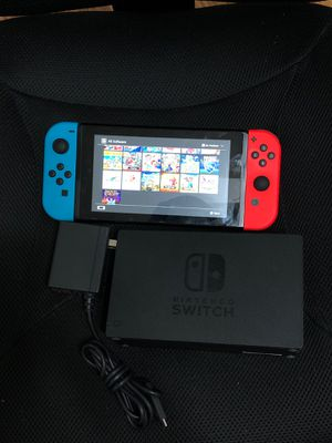 Nintendo Switch Modded with 25 games for Sale in Grand Prairie, TX