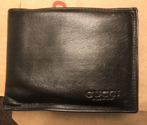 Gucci Leather Wallet for Sale in Denver, CO