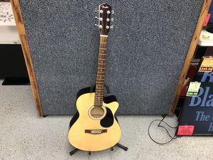 Fender FA-135CE Concert Right-Handed 6 String Acoustic-Electric Guitar 10012256-1 for Sale in Tampa, FL