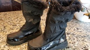 Black Totes Girls Boots - Size Girls 9M for Sale in Greenville, SC