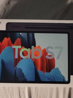 Samsung Galaxy Tab S7 w/ stylus for Sale in Portland,  OR