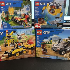 Lego City Sets for Sale in Fillmore, CA