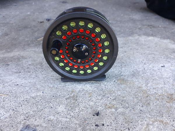 Lochmore-S 300 fly fishing reel