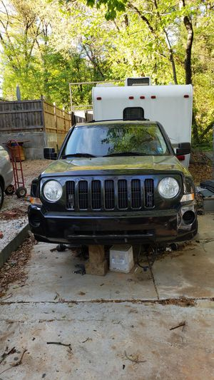 Jeep patriot 2009 per part for Sale in Adelphi, MD