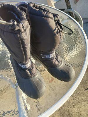 Sorel kids snow boots for Sale in Morgan Hill, CA