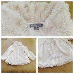 Pumpkin Patch Faux Fur Dress Jacket for Sale in Adelphi, MD