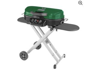 Coleman® RoadTrip 285 Portable Stand-Up Propane Grill, Green for Sale in Mount Laurel Township, NJ