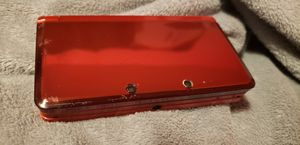 Original red Nintendo 3ds for Sale in Buffalo, MN
