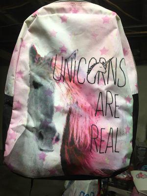 Unicorns small/medium backpack for Sale in Philadelphia, PA