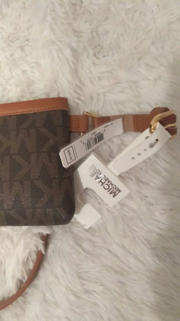 NEW MK FANNY PACK ( W- SMALL Sz) $$ FIRM**