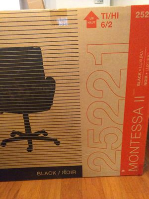 New Staples office chair for Sale in Fremont, CA