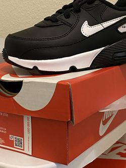 SZ 8C KIDS AIR MAX 90 LTR New In Box $50 for Sale in Beavercreek,  OR
