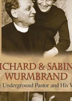 Richard and Sabina Wurmbrand DVD for Sale in East Hartford,  CT