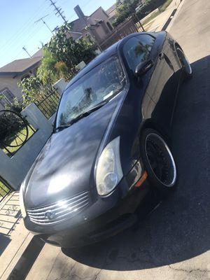 2006 Infiniti G35 for Sale in Huntington Park, CA
