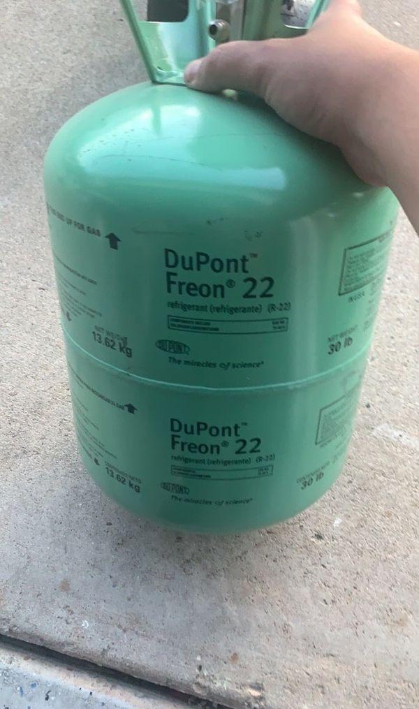 DuPont freon 22